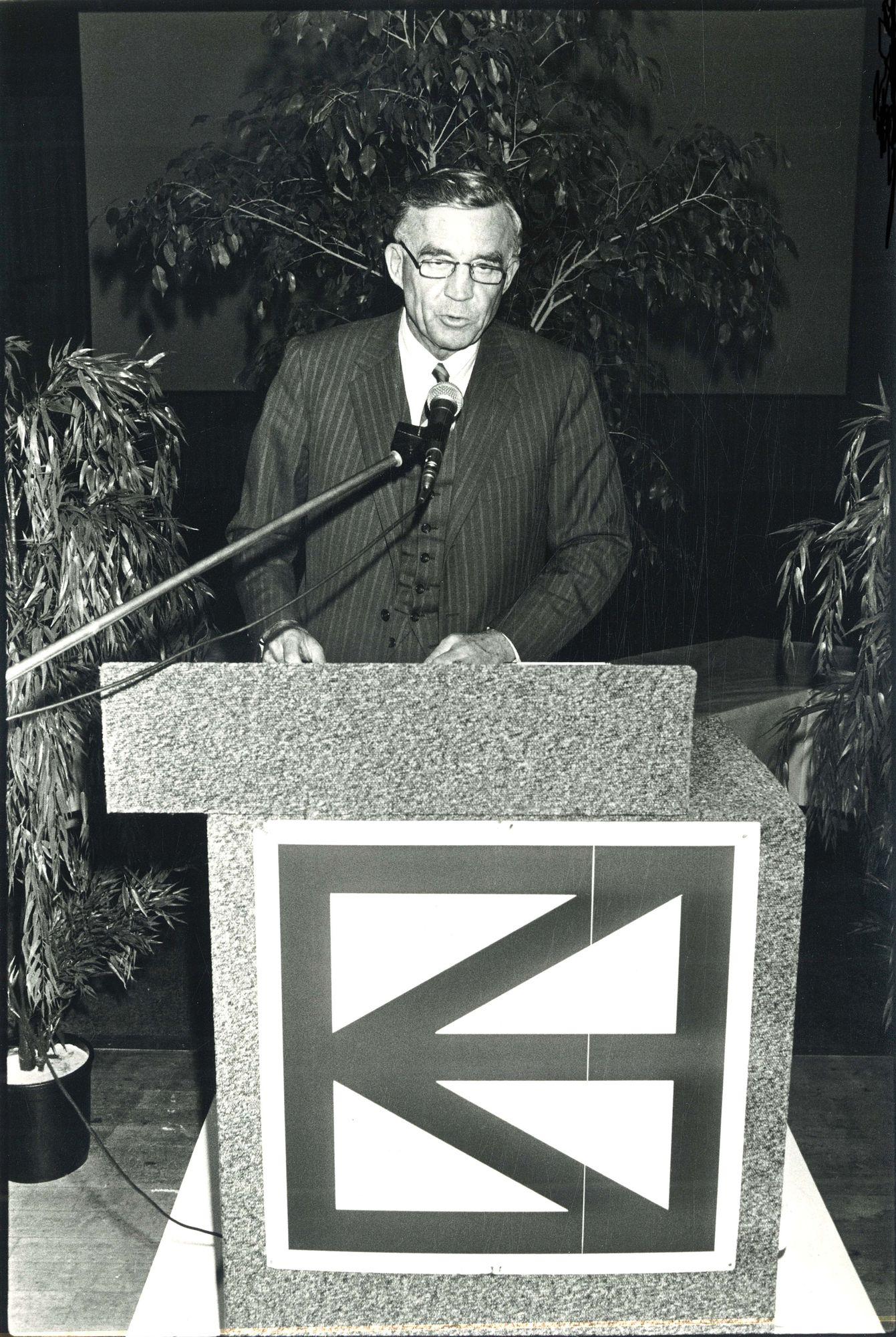 Algemene Statutaire Vergadering mei1984