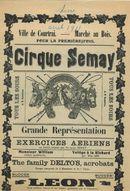 Paasfoor 1911: Cirque Semay