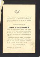 Frans Adriaensen