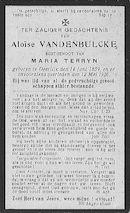 Aloïse Vandenbulcke