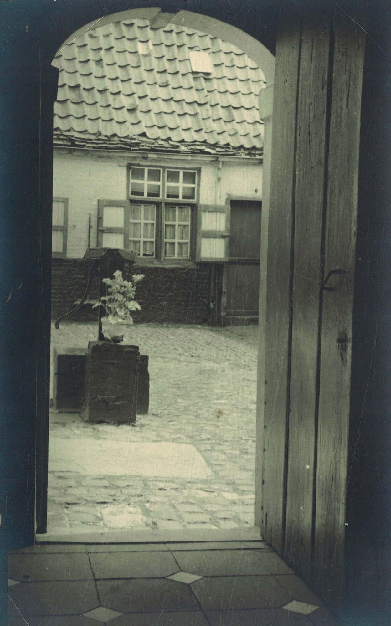 Baggaertshof in de Sint-Jansstraat