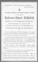 Alphonse-Albert Deblock