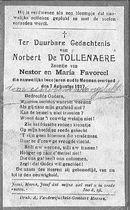 Norbert De Tollenaere