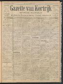 Gazette Van Kortrijk 1908-01-19 p1