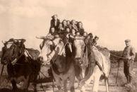 Scouts Groeninge jaren '40