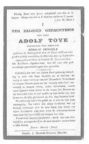 Adolf Toye