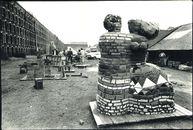 """""""Briksteen"""" of Koramic-Terca en de kunst 1987"""