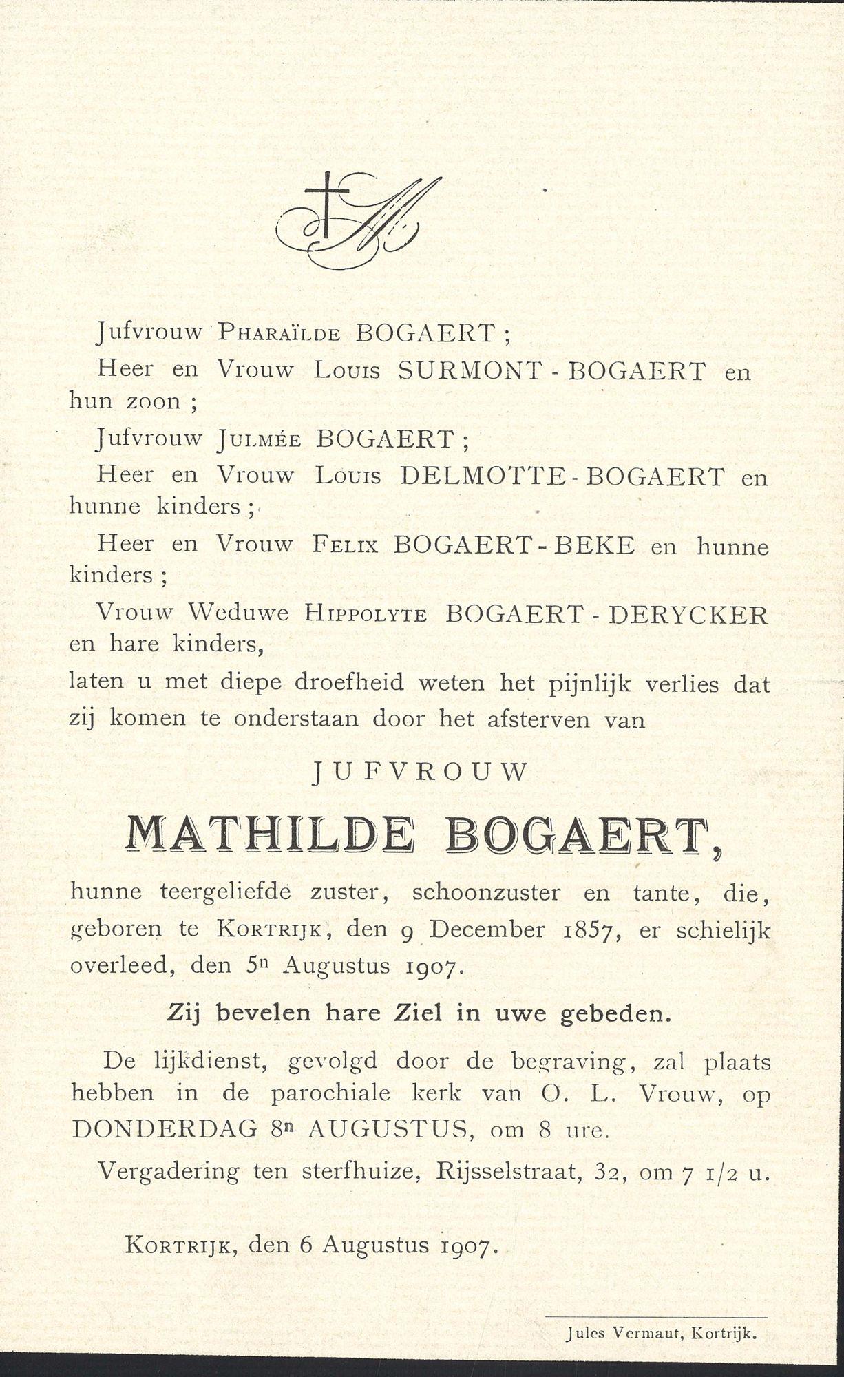 Mathilde Bogaert