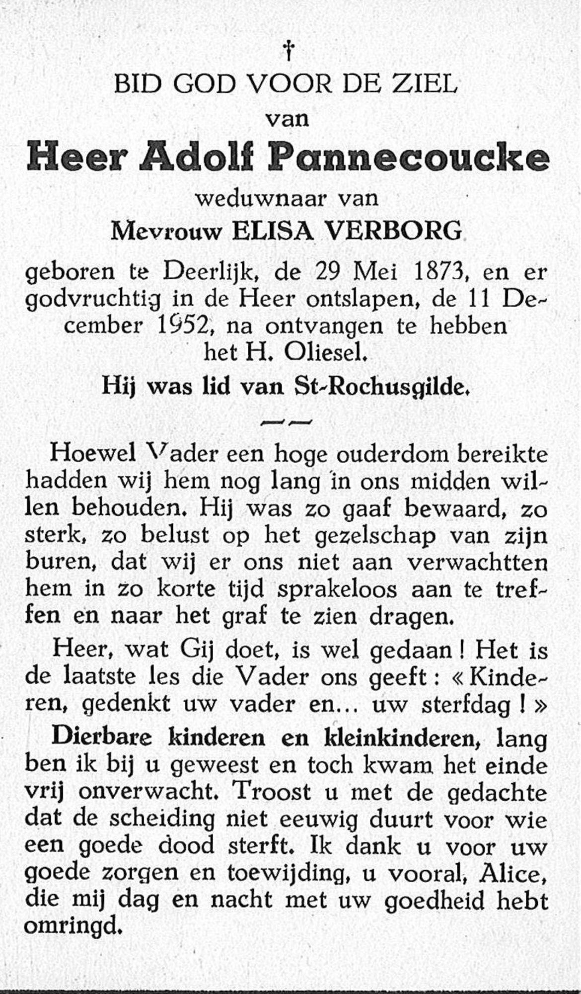 Adolf Pannecoucke