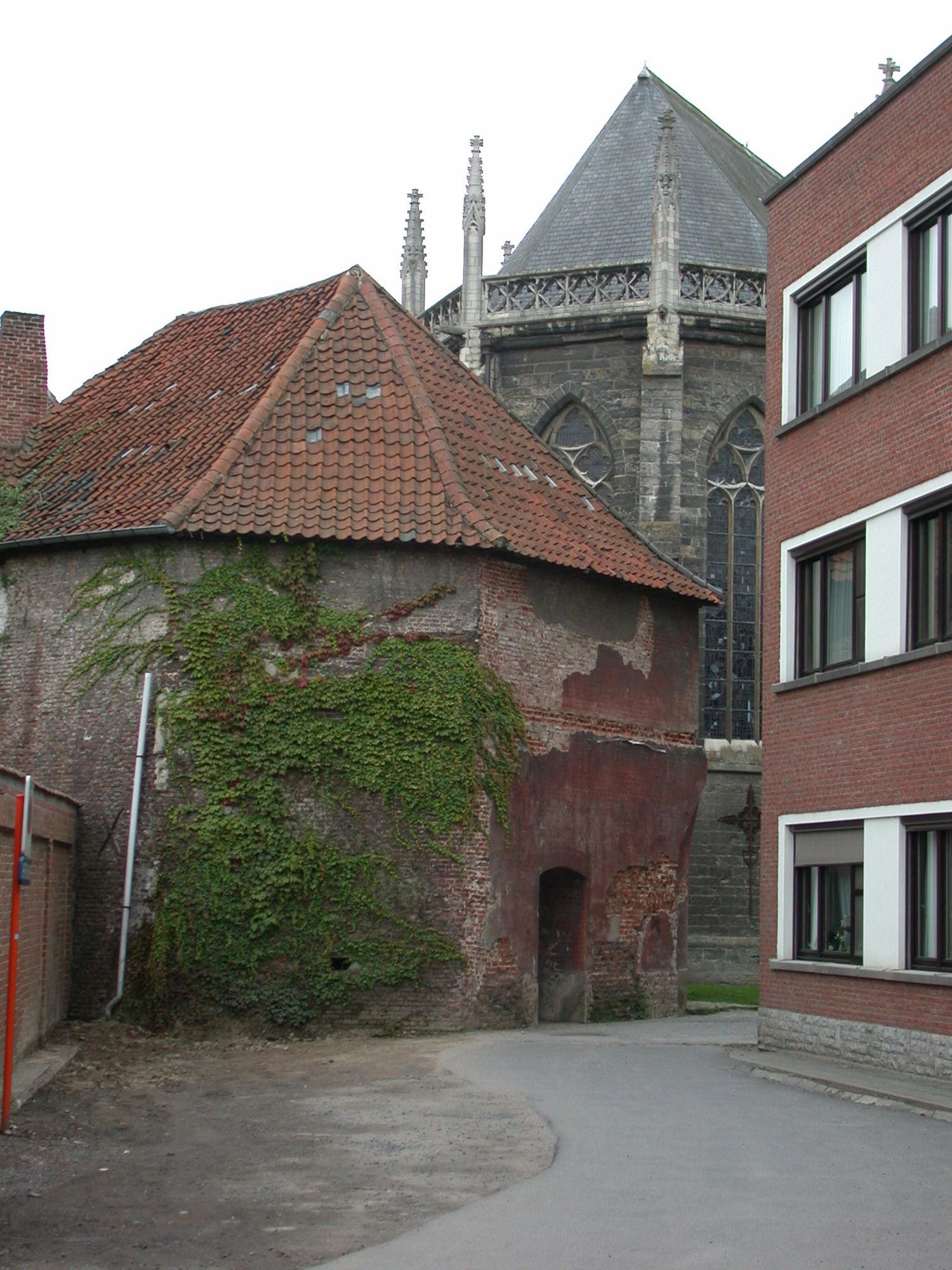 Artillerietoren Oud Kortrijk