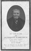 Alexander Vermeersch