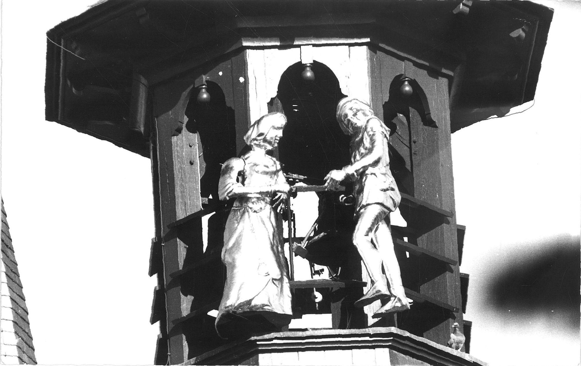 Halletoren met Manten en Kalle 1994