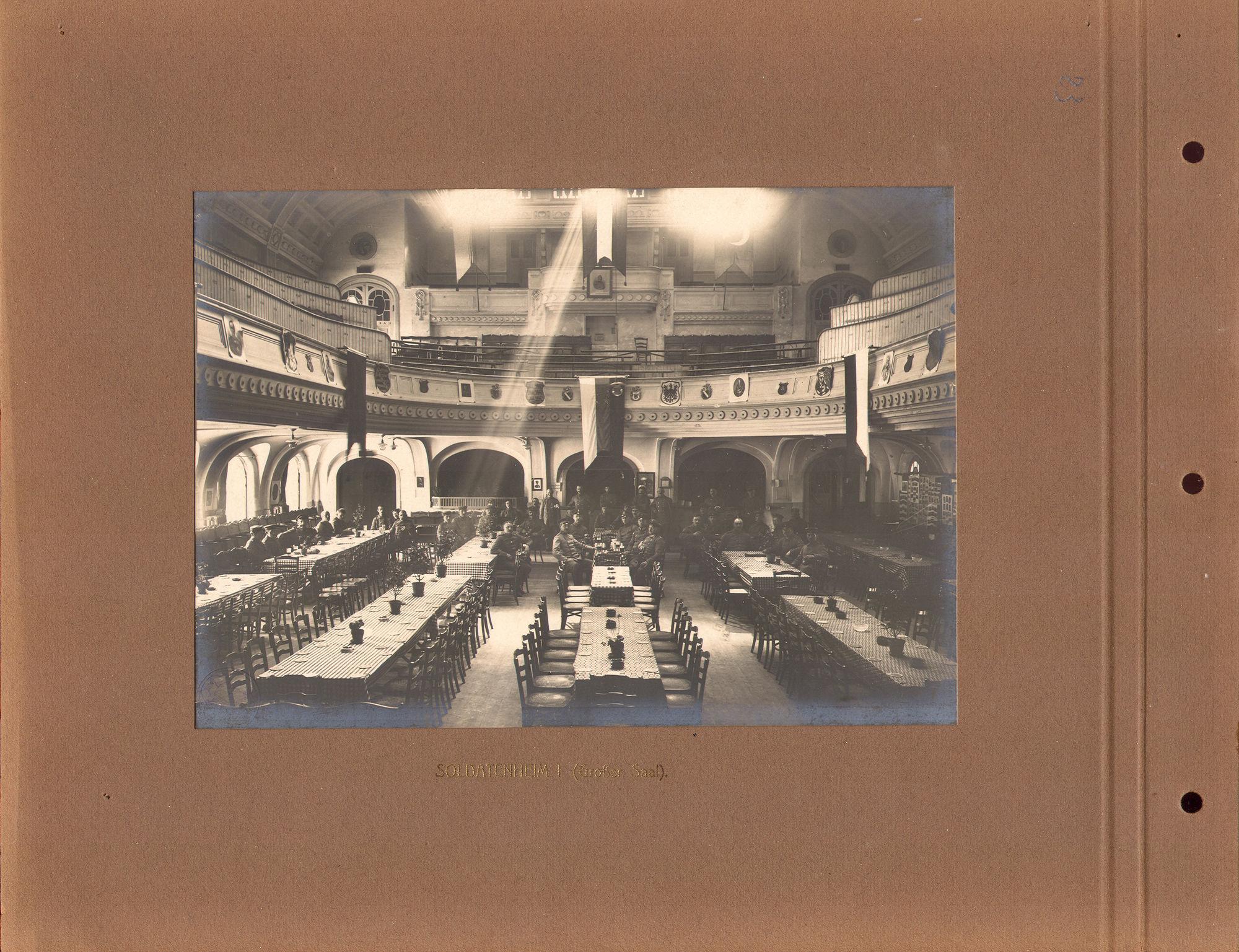 Ons Huis in 1916