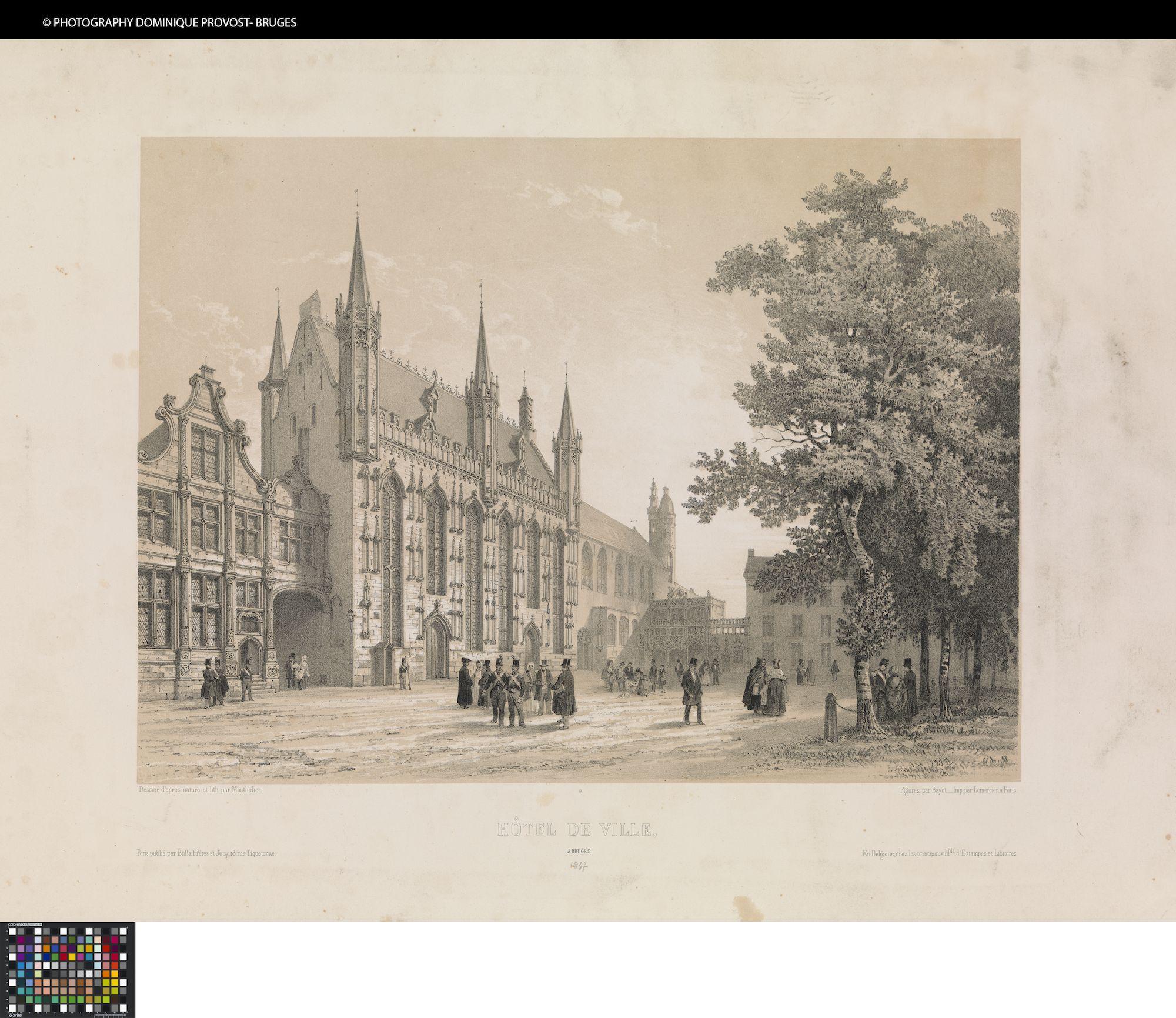 Westflandrica - Brugge, stadhuis