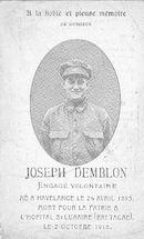 Joseph Demblon
