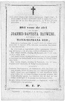 Joannes-Baptista Bauwens