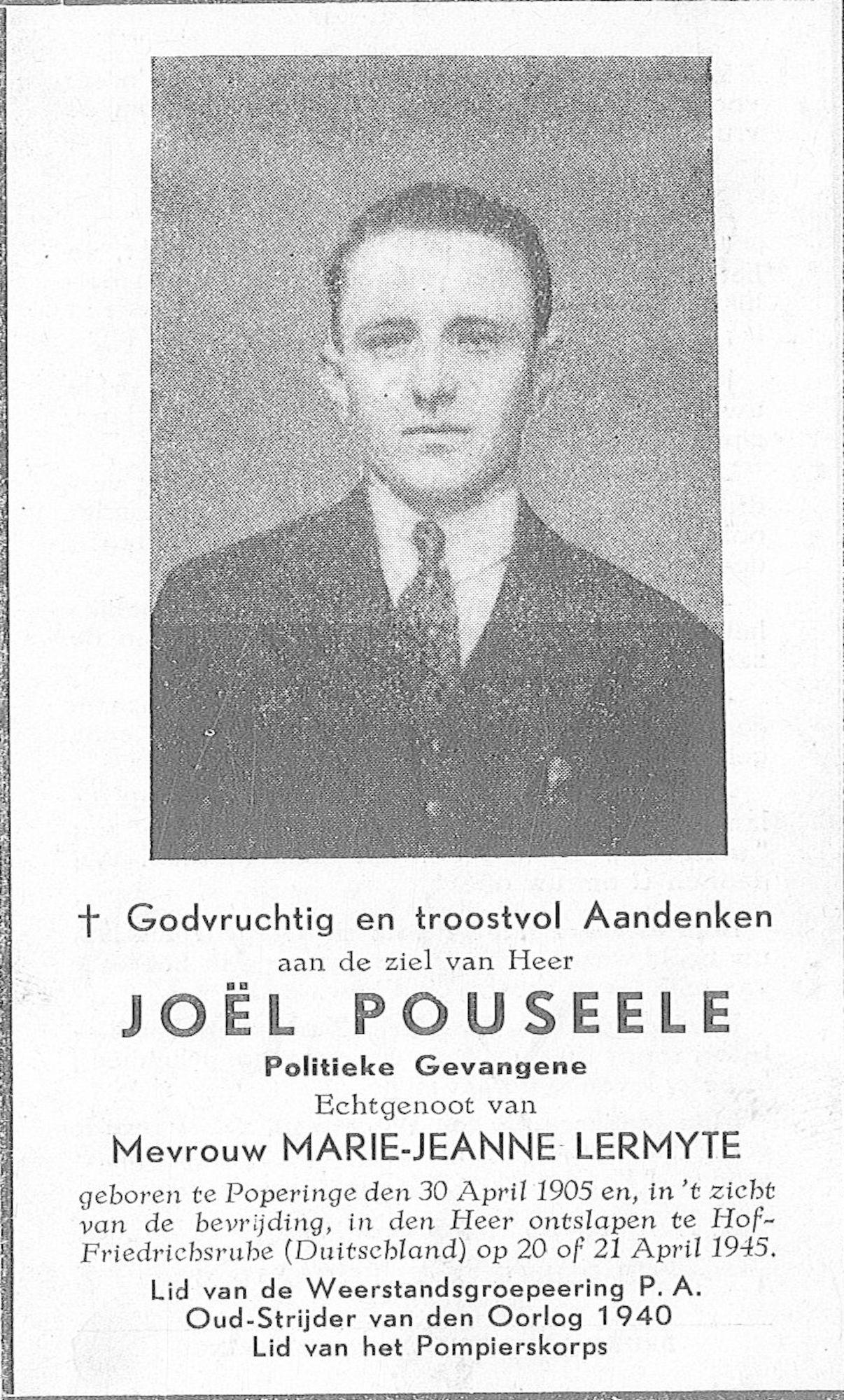 Joël Pouseele