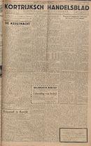 Kortrijksch Handelsblad 28 december 1945 Nr102 p1