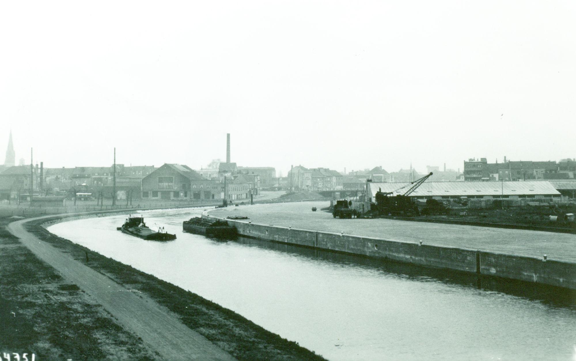 Havenkaai 1951