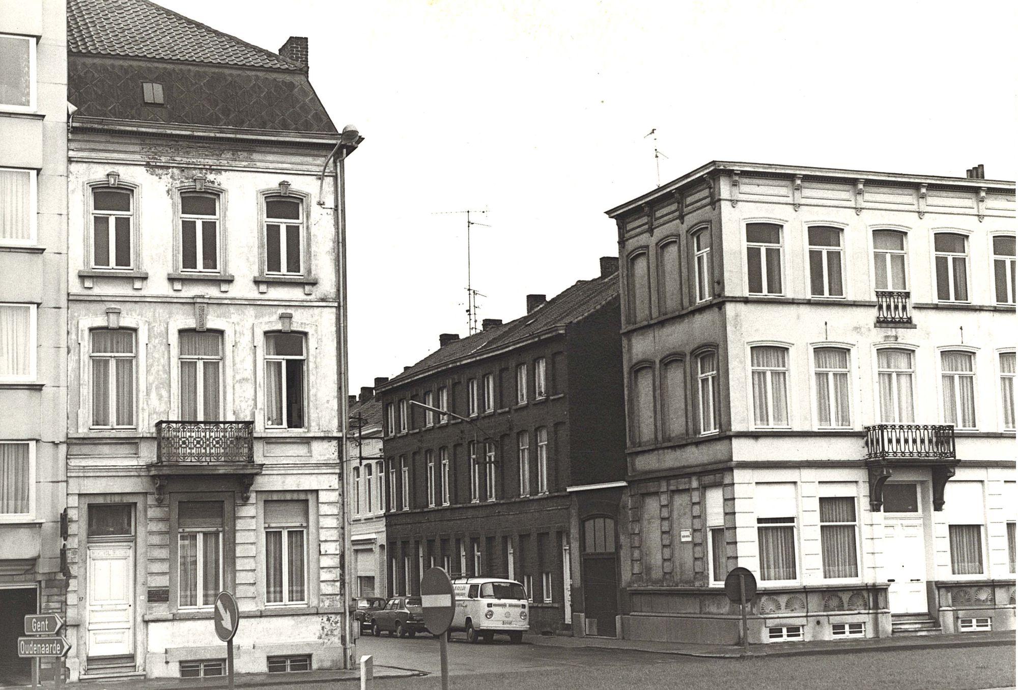 Hoek Minister Tacklaan & Hovenierstraat 17