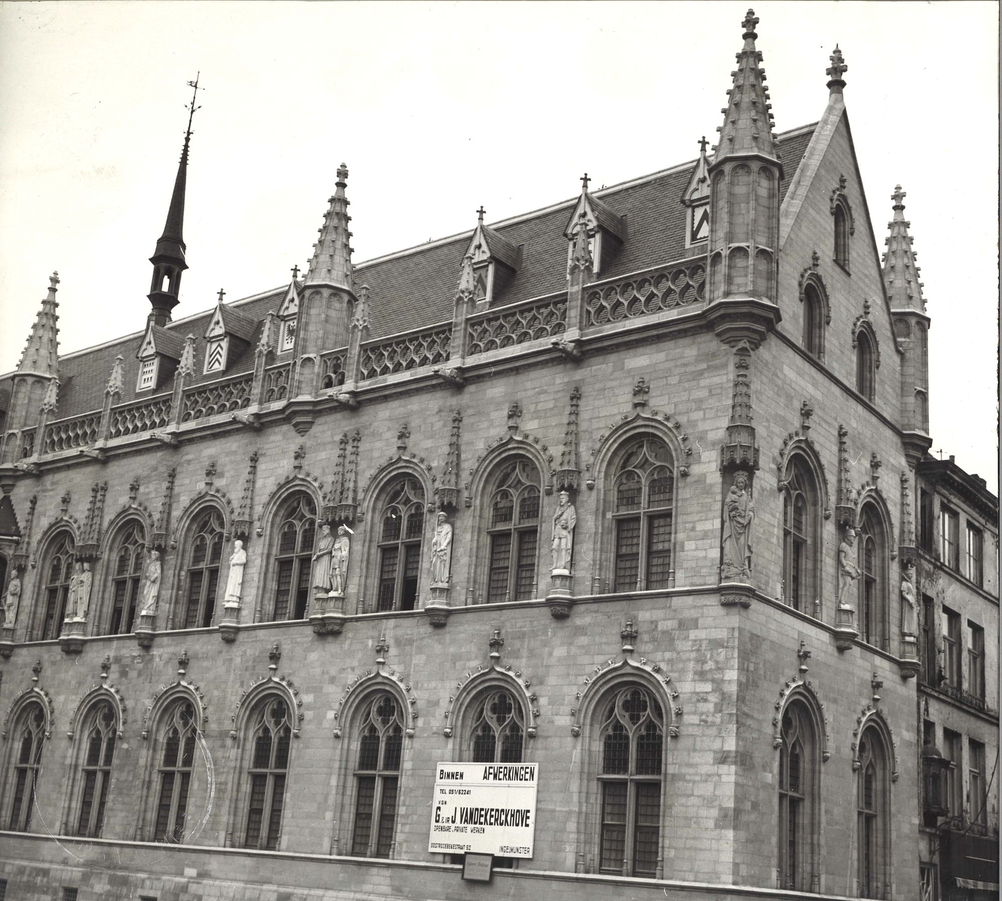 Stadhuis Kortrijk