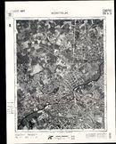 Luchtfoto Kortrijk 1971