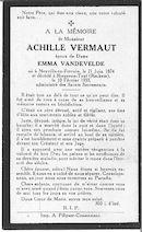 Achille Vermaut