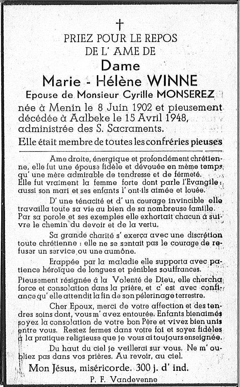 Marie-Hélène Winne