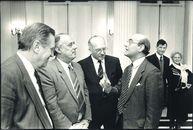 Nieuwjaarsreceptie Kamer Kortrijk 1987