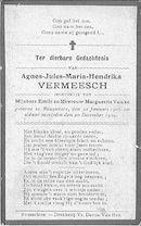 Agnes-Jules-Maria-Hendrika Vermeesch