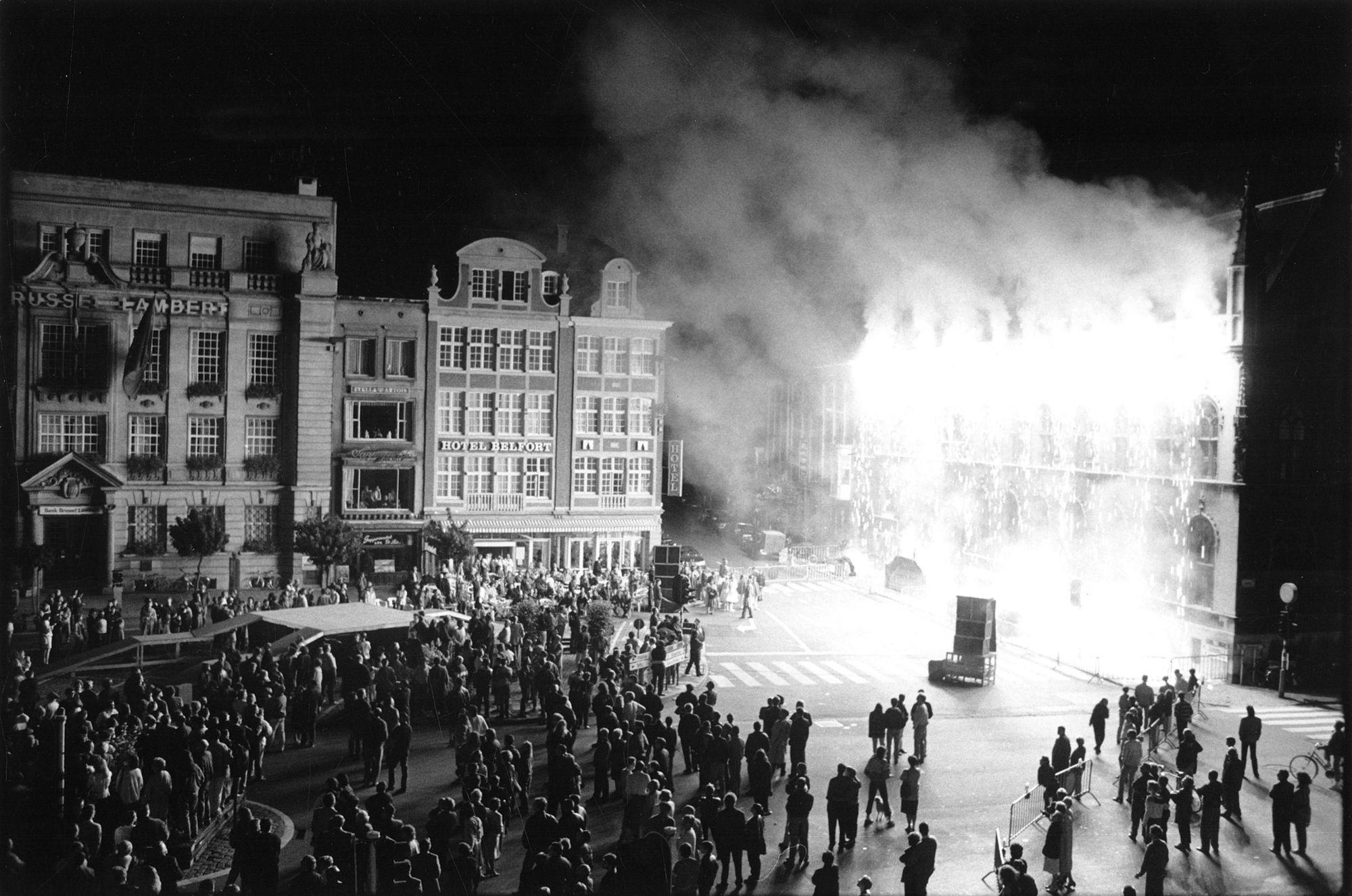 11-julifeesten te Kortrijk