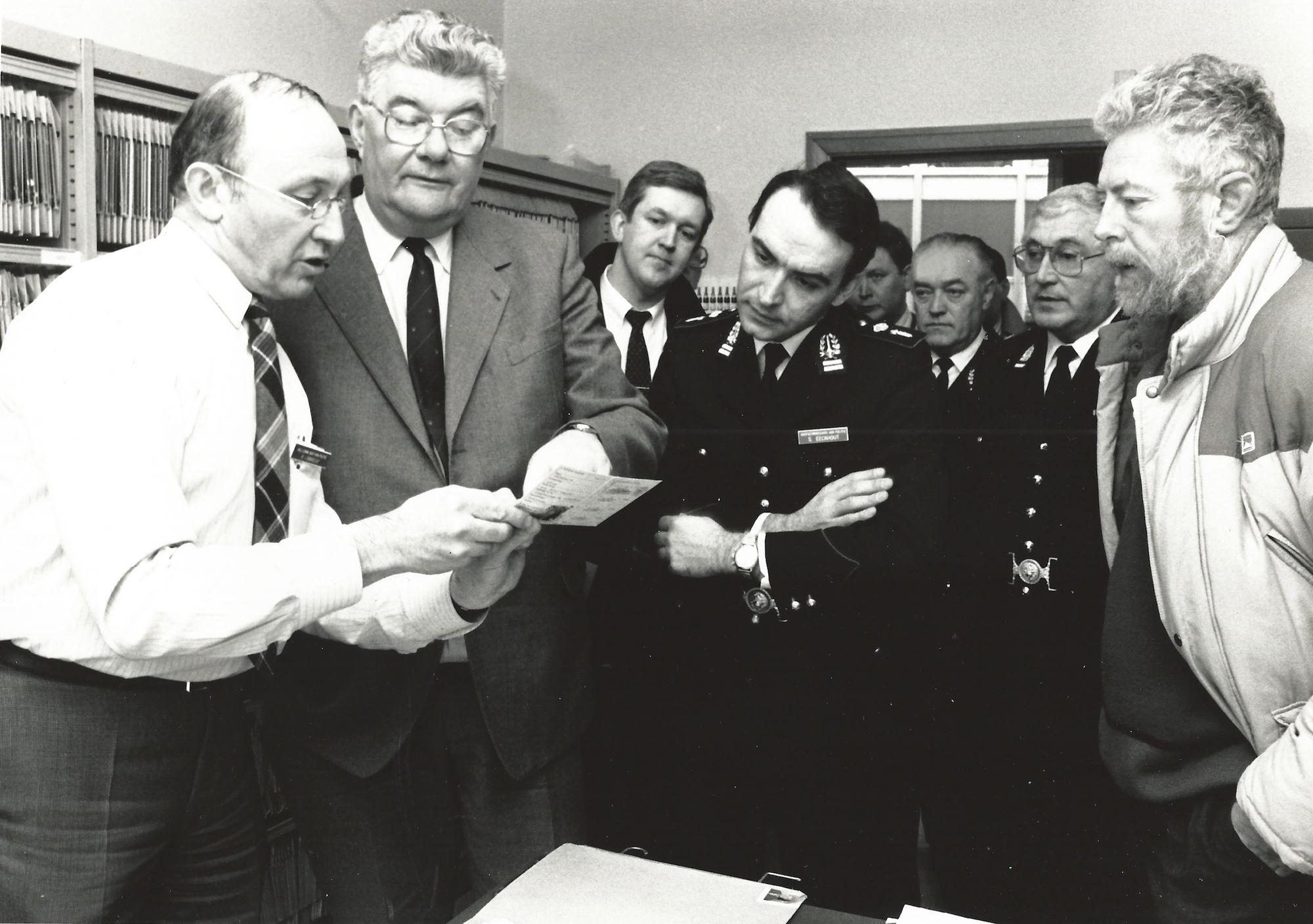 Politie Kortrijk