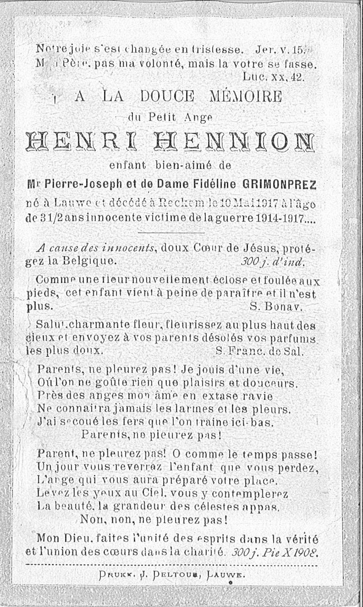 Henri Hennion