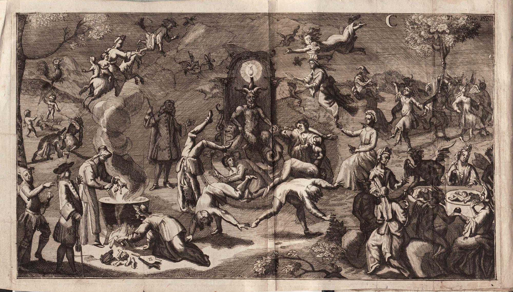 Duivels en heksen