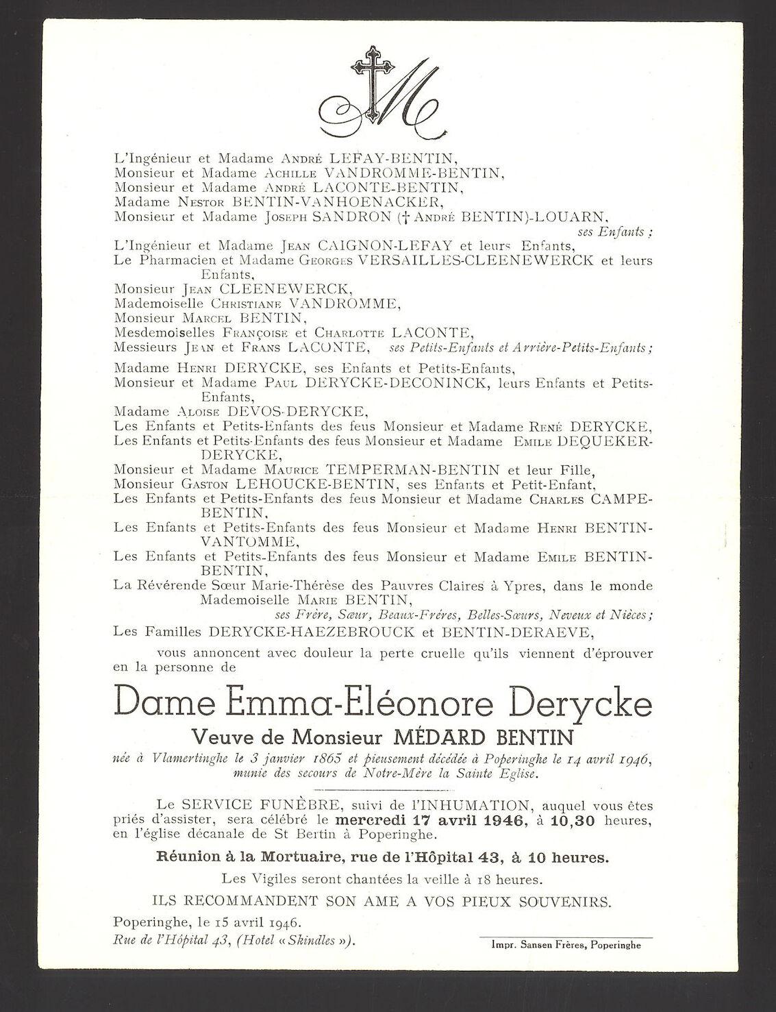 Emma-Eléonore Derycke