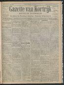 Gazette Van Kortrijk 1908-08-27 p1