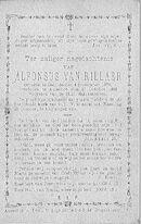 Van Rillaer Alfonsus