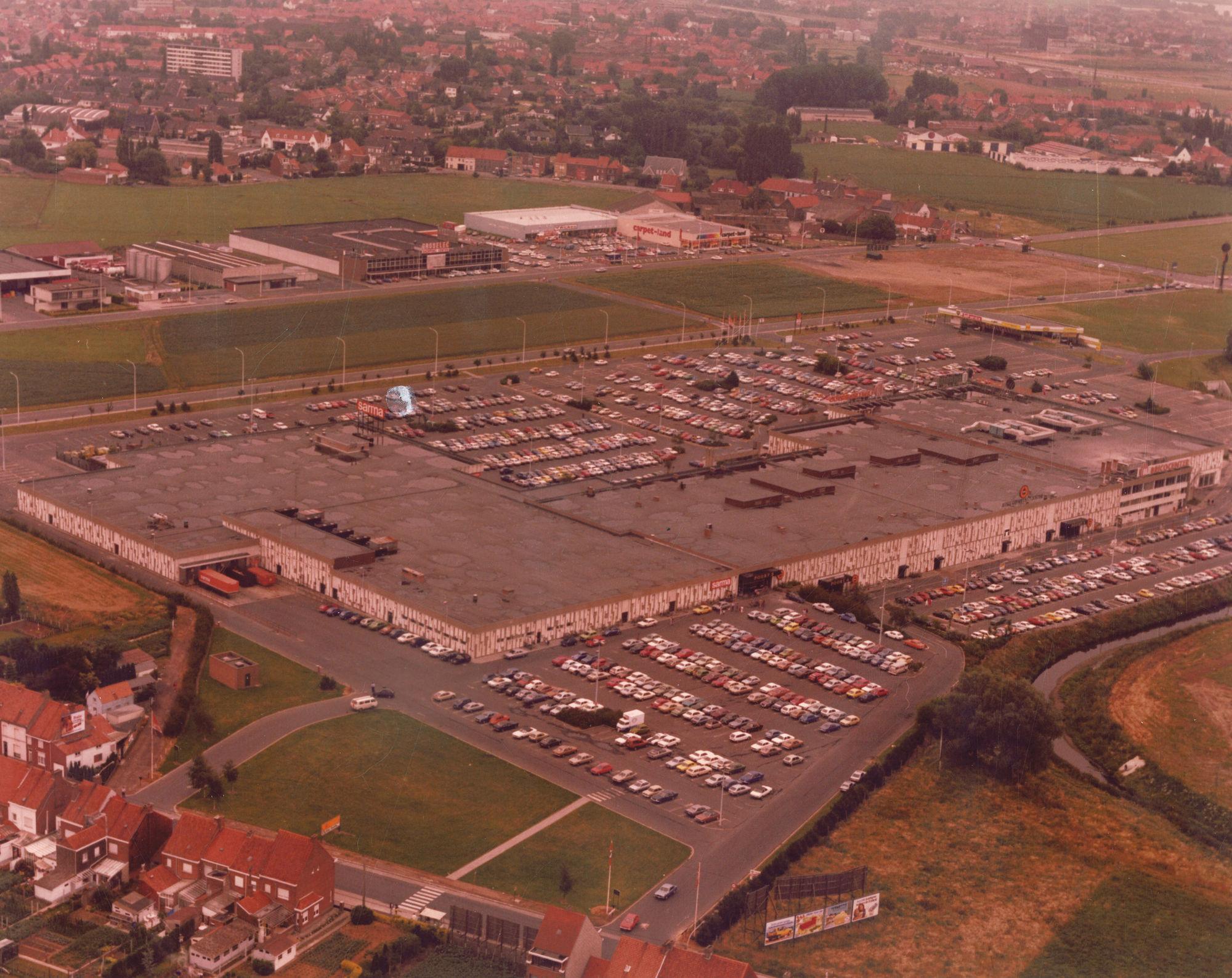 Ring Shopping Kortrijk Noord