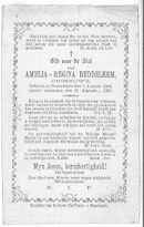 Amelia-Regina Beddeleem