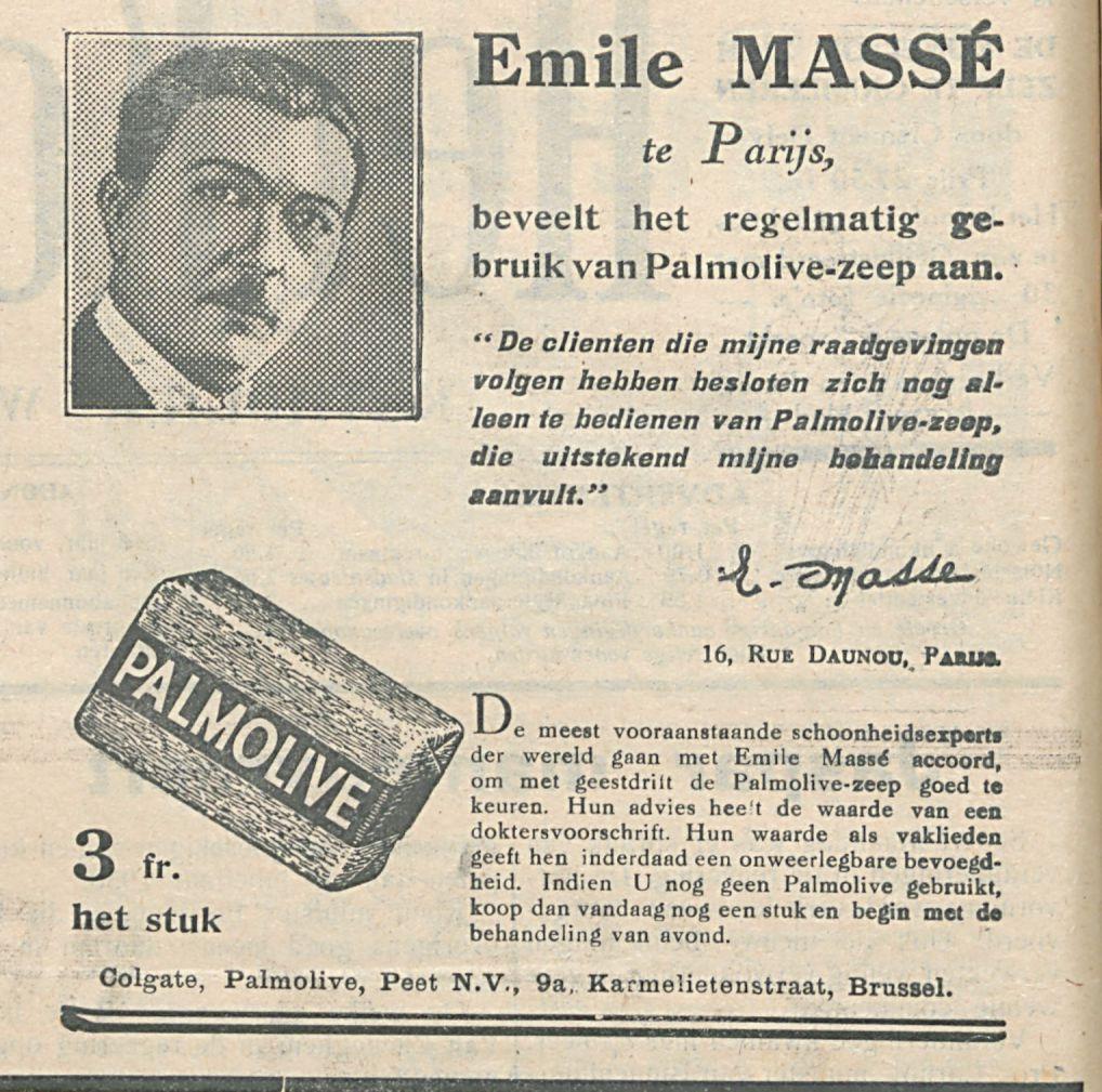 Emile MASSE