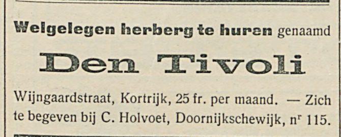 Den Tivoli