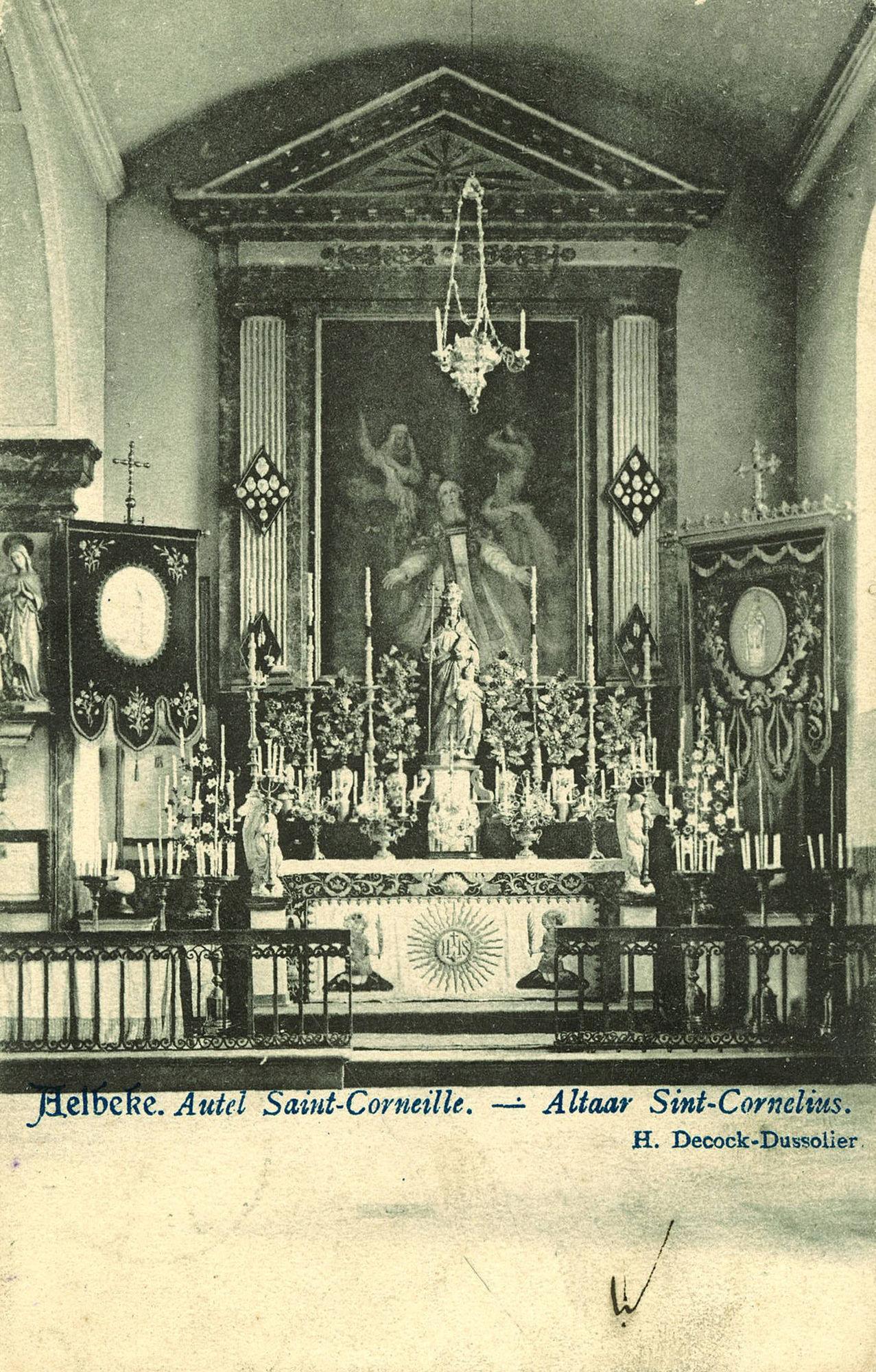 Aalbeke Sint-Corneliuskerk
