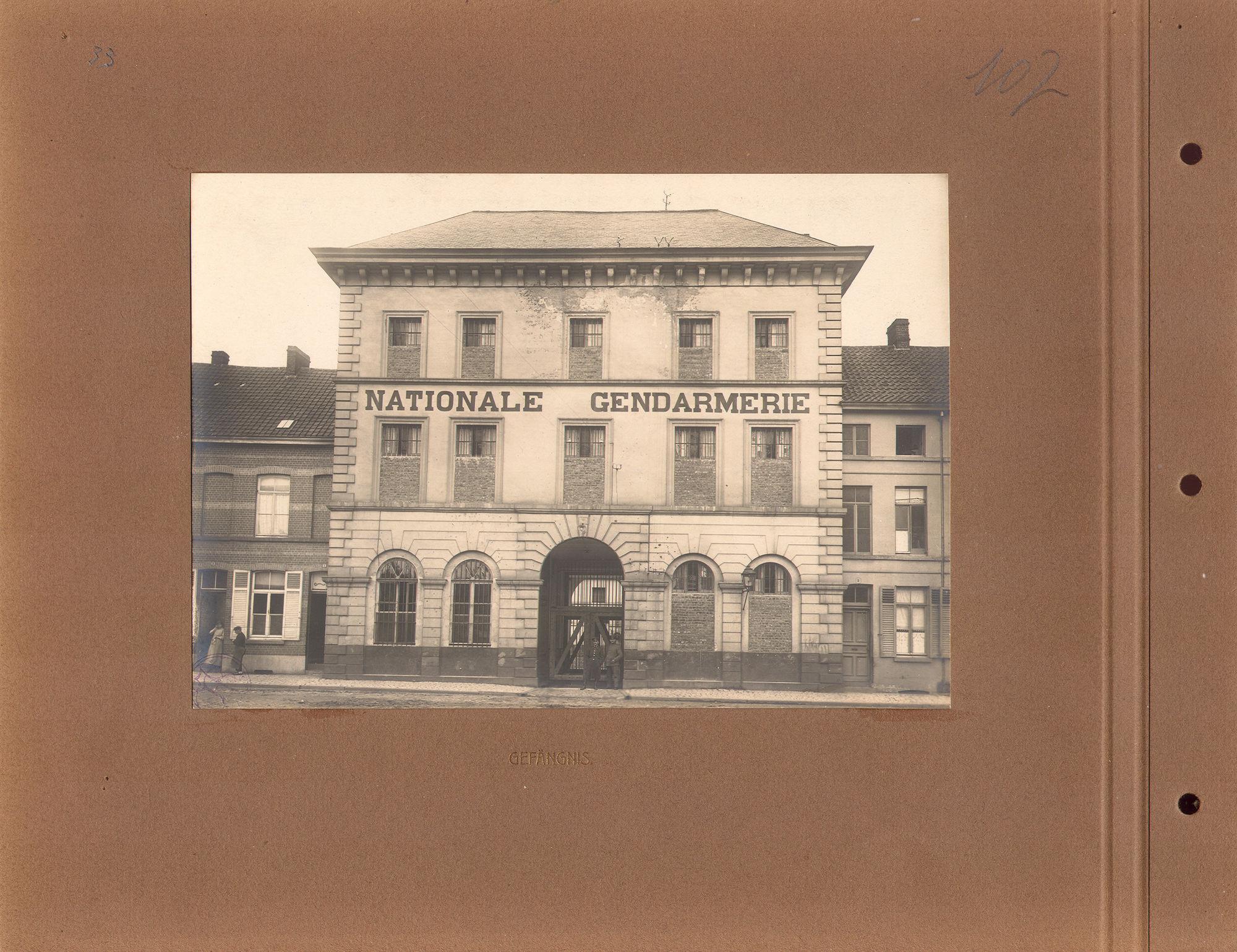 Gevangenis Houtmarkt