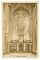 Westflandrica - het interieur van de Sint-Salvatorskathedraal