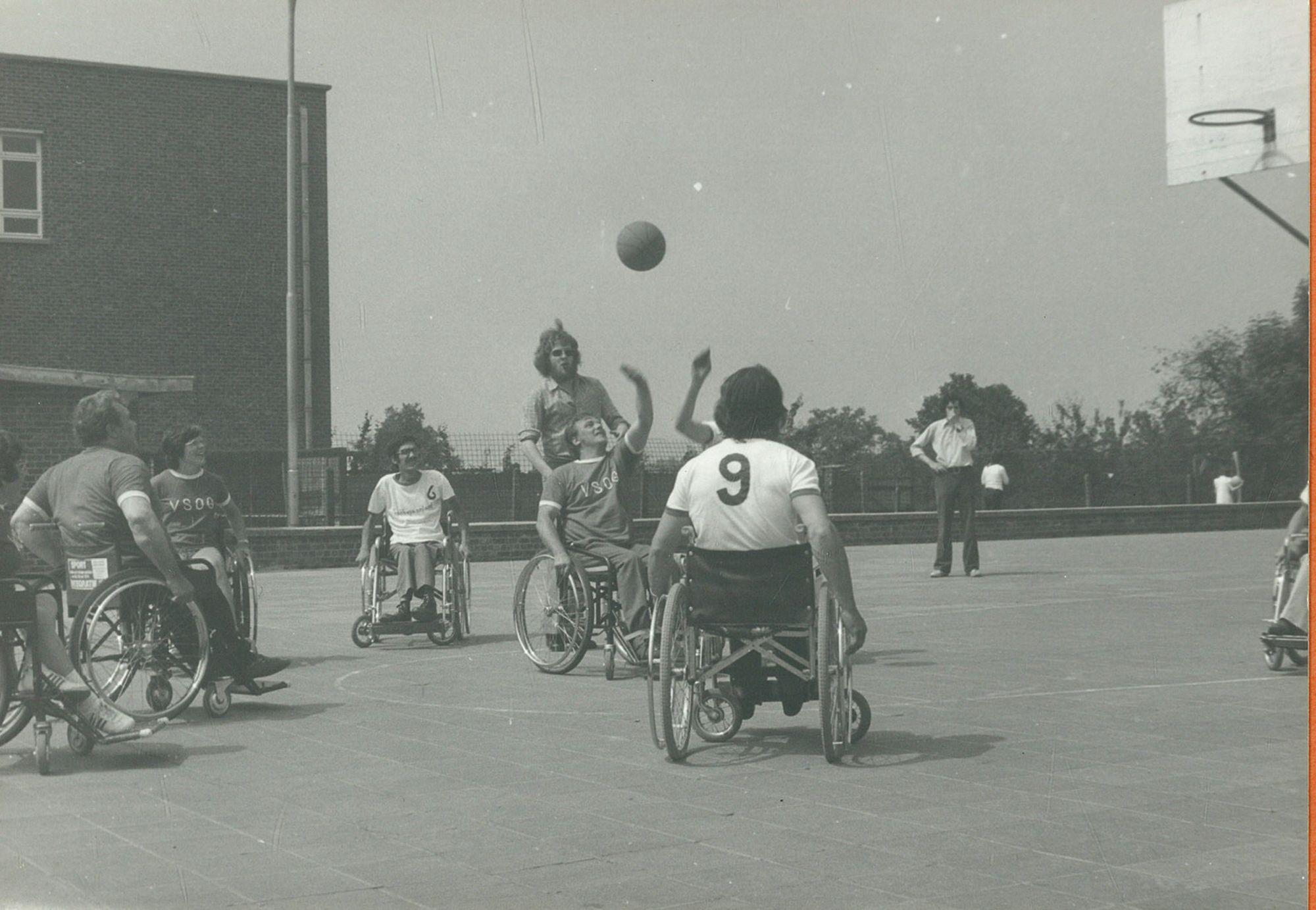 Basketbalmatch