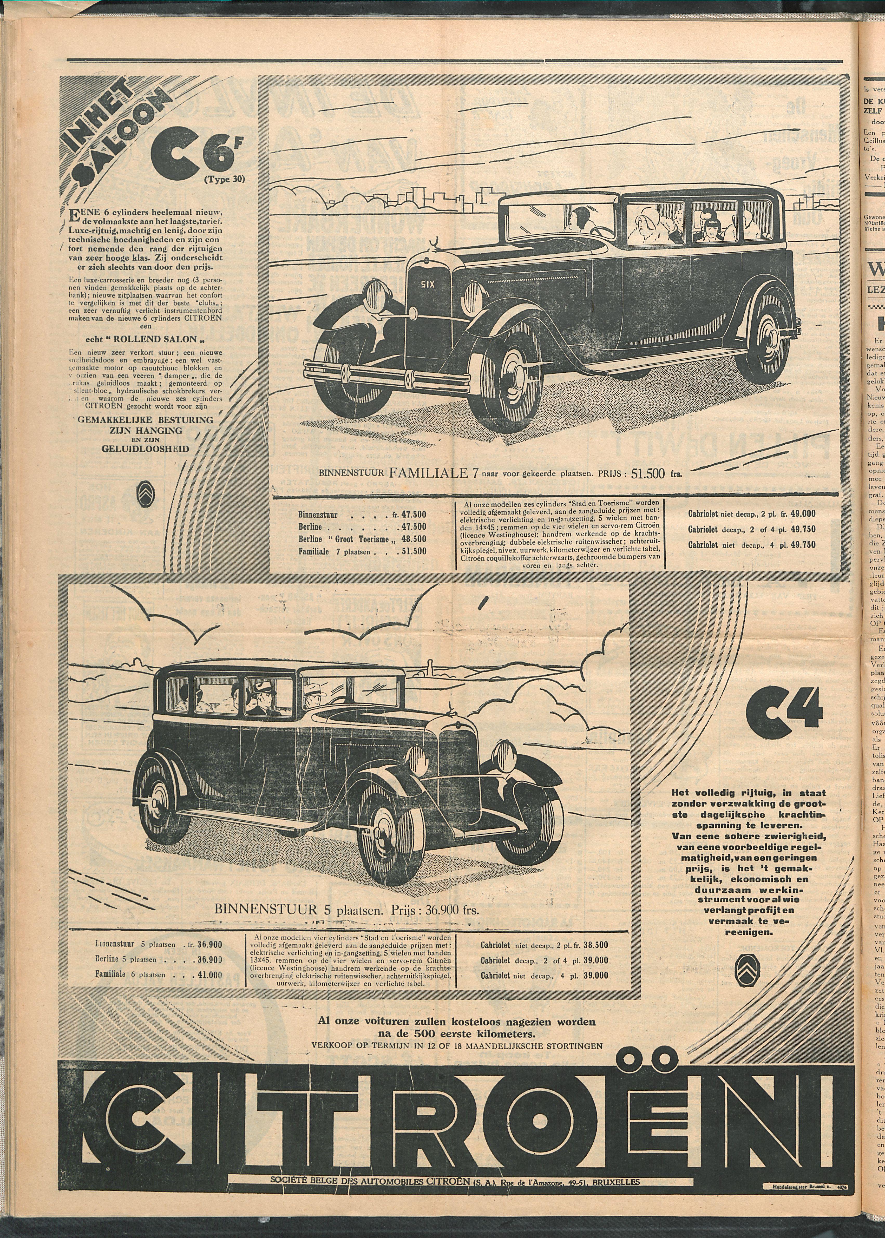 Het Kortrijksche Volk 1929-12-22 p6