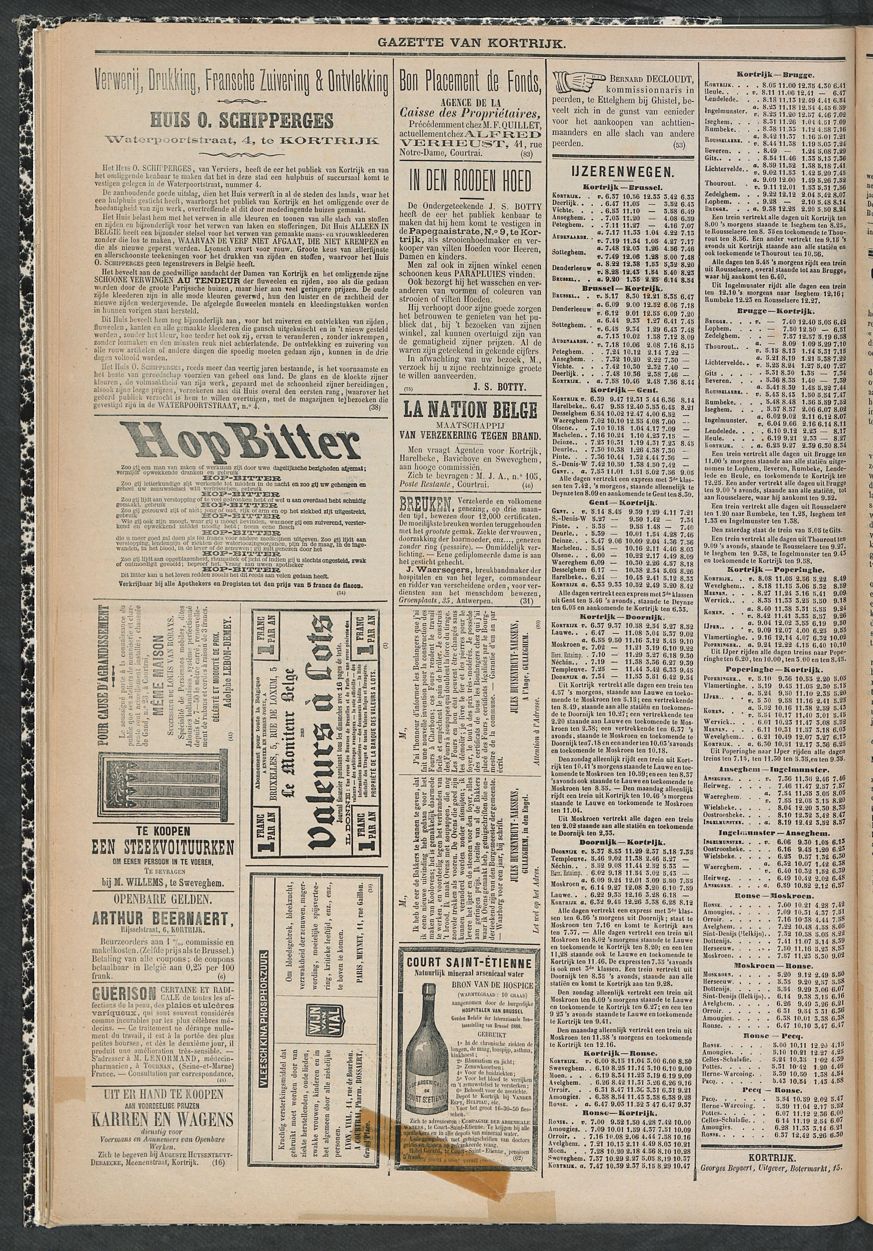 Gazette Van Kortrijk 1882-09-02 p4