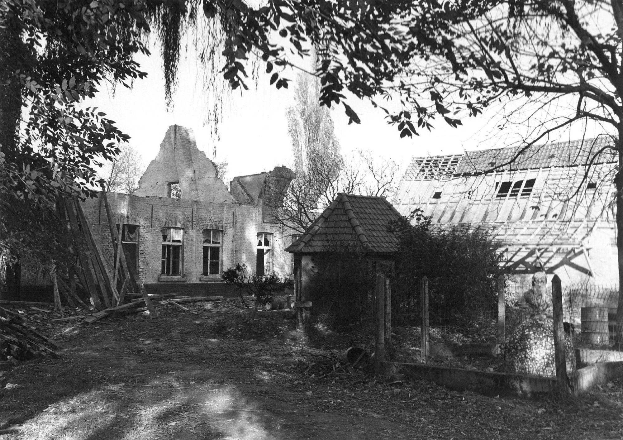 Hugo Verriestlaan Hofstede Van Marcke 1966