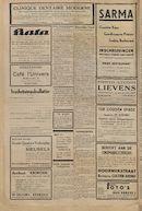 Kortrijksch Handelsblad 15 september 1944 Nr1 p2