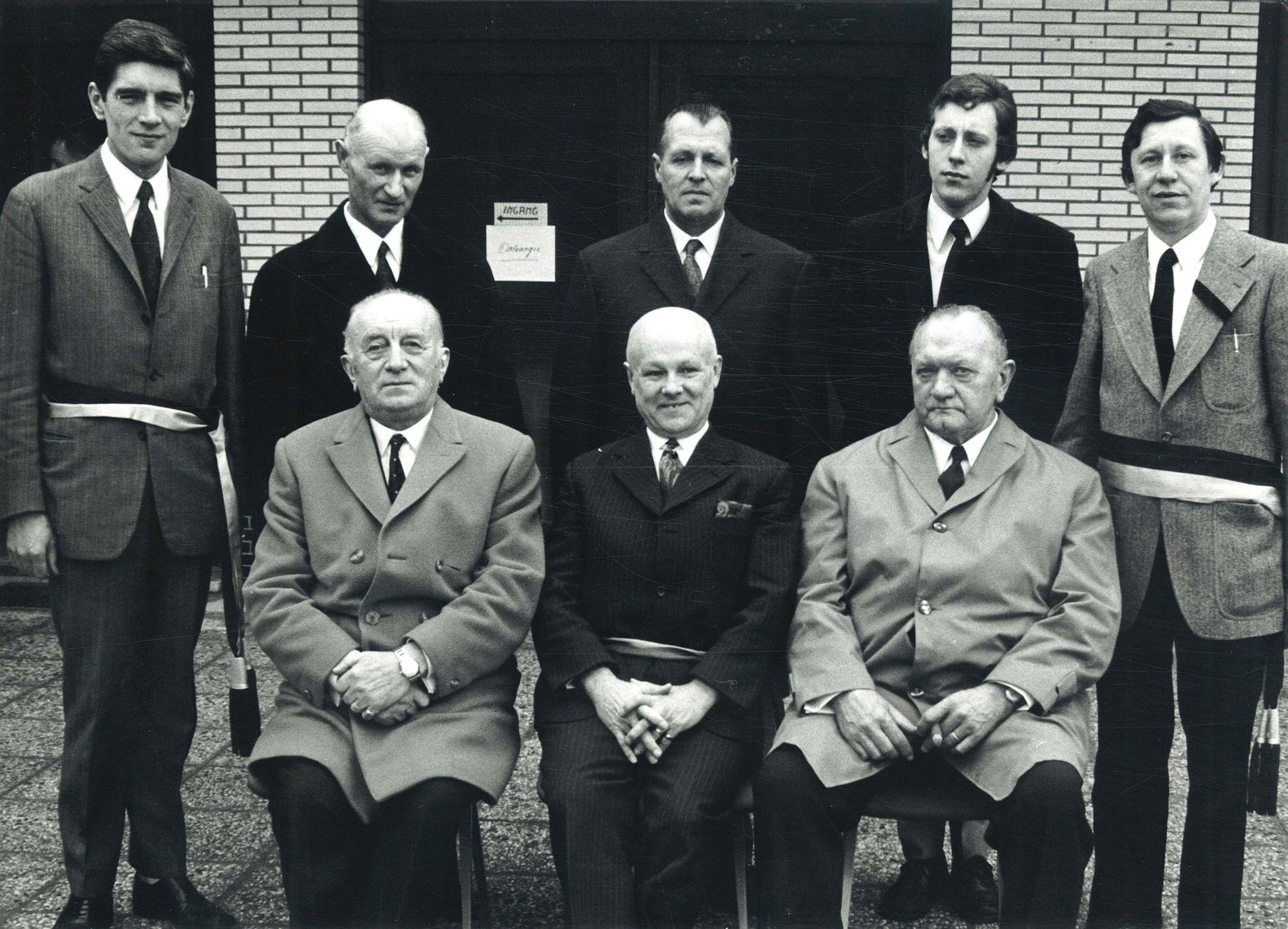 Burgemeester André Debackere